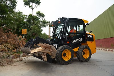 JCB Skid Steer Loaders Nashik