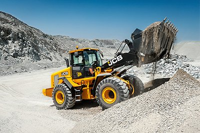 JCB Wheeled Loaders Nashik