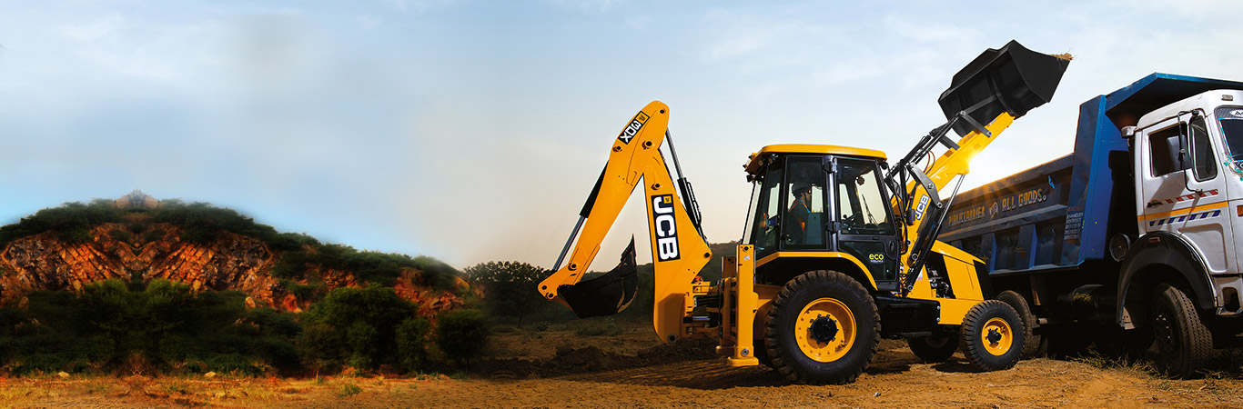 JCB Backhoe Loaders Nashik