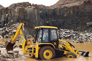 JCB 3DX Super ecoXcellence Backhoe Loaders Nashik