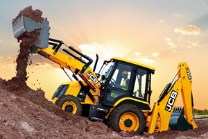 JCB 3DX ecoXcellence Backhoe Loaders Nashik