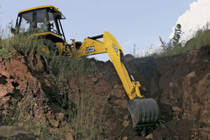JCB 4DX ecoXcellence Backhoe Loaders Nashik
